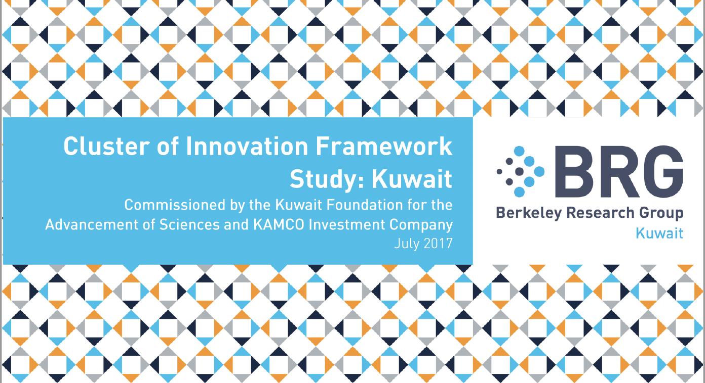 (English) Kuwait Entrepreneurship Study BRG by KFAS